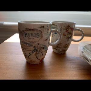 Beautiful Coffee Cups 2/$25 ☕️